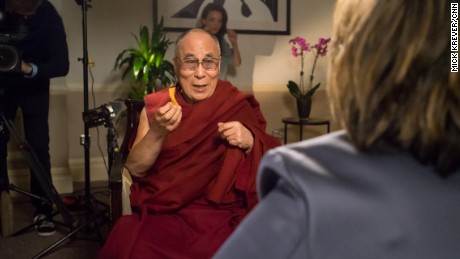 Dalai Lama: China more concerned about future Dalai Lamas than I am