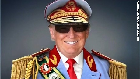 Image result for trump dictator
