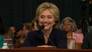 Grilling of Hillary Clinton misfired