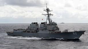 Chinese Ambassador slams 'hypocritical' U.S. position