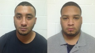 Officers Norris Greenhouse Jr. and Derrick Stafford are charged with second-degree murder.