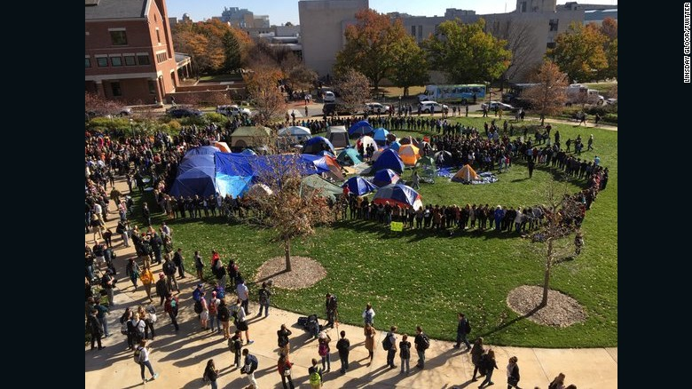 Mizzou Prof.: Resignation First Step in Needed Change