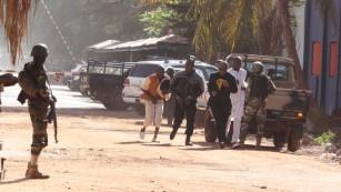 Witness describes scenes at Mali hotel attack
