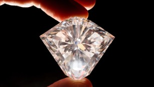 Inside the world's richest diamond mine