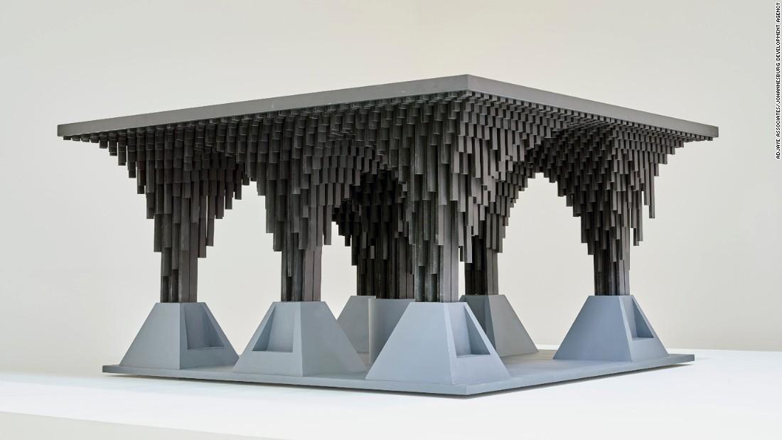 """Sunsum"" (2015), by David Adjaye, Adjaye Associates."