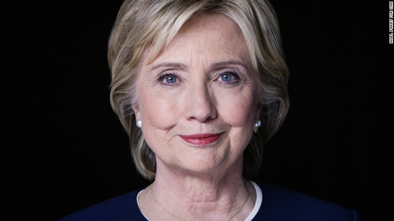 clinton portrait