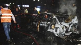 Blast in Turkish capital Ankara
