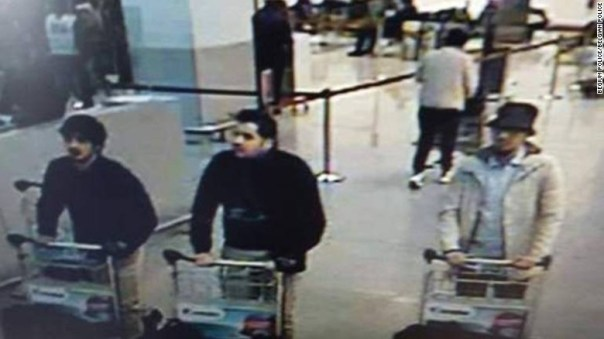 The Brussels Bombers 6