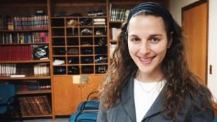 Rabino Lila Kagedan dice que & quot; quería mi título de ser la descripción más exacta de mi entrenamiento. & Quot;