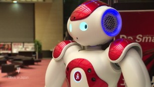 Japan's new breed of robot citizens