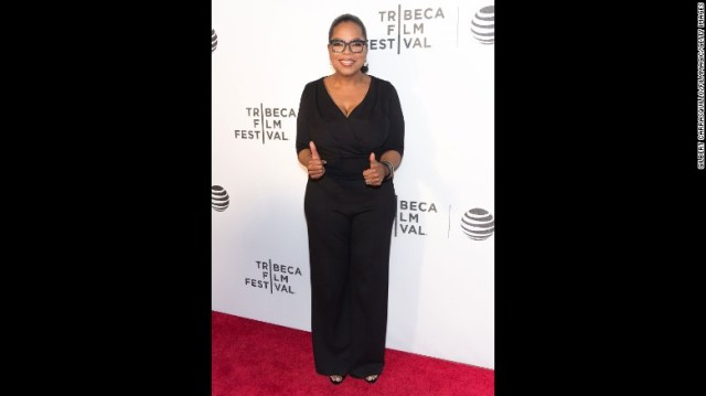 """Oprah Winfrey is not just a stakeholder in Weight Watchers, she's a client. In June the mogul <a href=""""http://abcnews.go.com/Health/oprah-winfrey-reveals-secret-weight-loss-success-fellow/story?id=39546929"""" target=""""_blank"""">reportedly hopped on a call</a> with some other members to share how she dropped 30 pounds. Here are other celebrities who have changed their look:"""