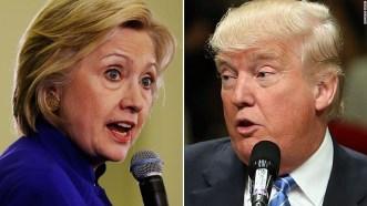 CNN Poll of Polls: Clinton lead holds steady