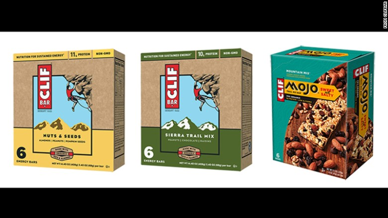 """Some <a href=""""http://www.fda.gov/Safety/Recalls/ucm504833.htm"""" target=""""_blank"""">Clif Bar trail mix and energy bars</a> were voluntarily recalled because they contain sunflower kernels that may have been contaminated with listeria."""