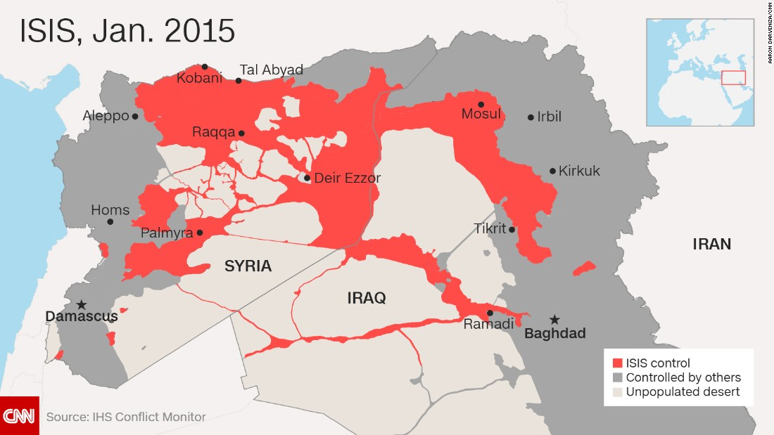 Image result for isis holdings 2015