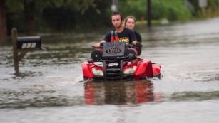 Louisiana flooding is 'major disaster,' governor says