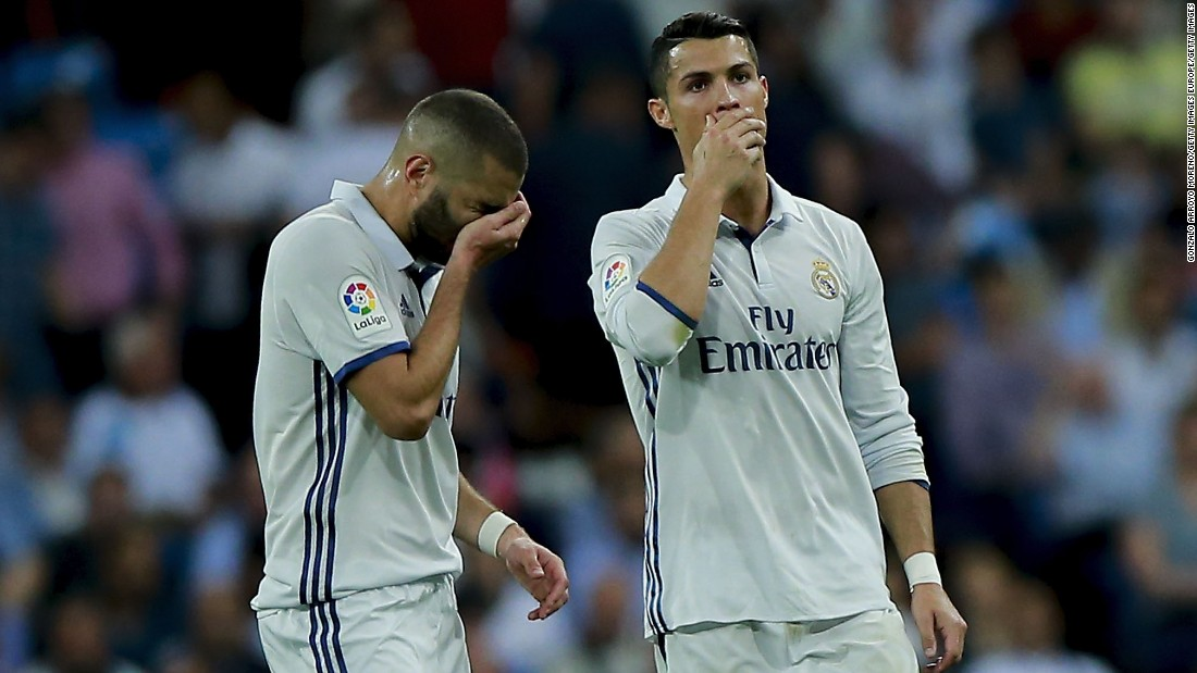 Image result for Ronaldo: Real Madrid cannot go this long without winning La Liga
