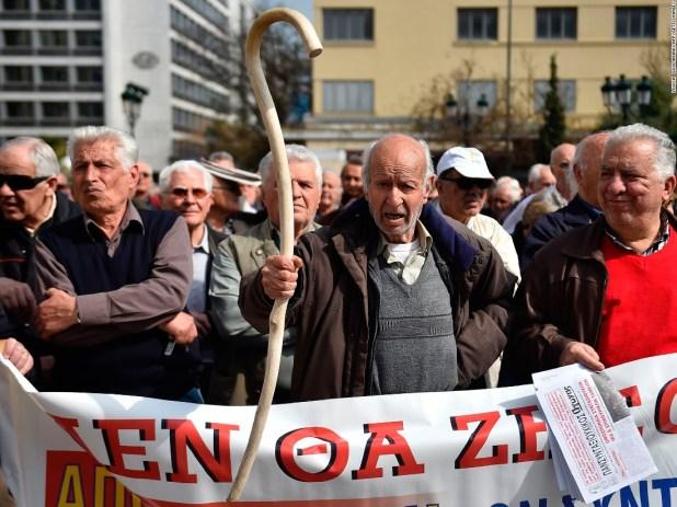 Is Greece in trouble again?