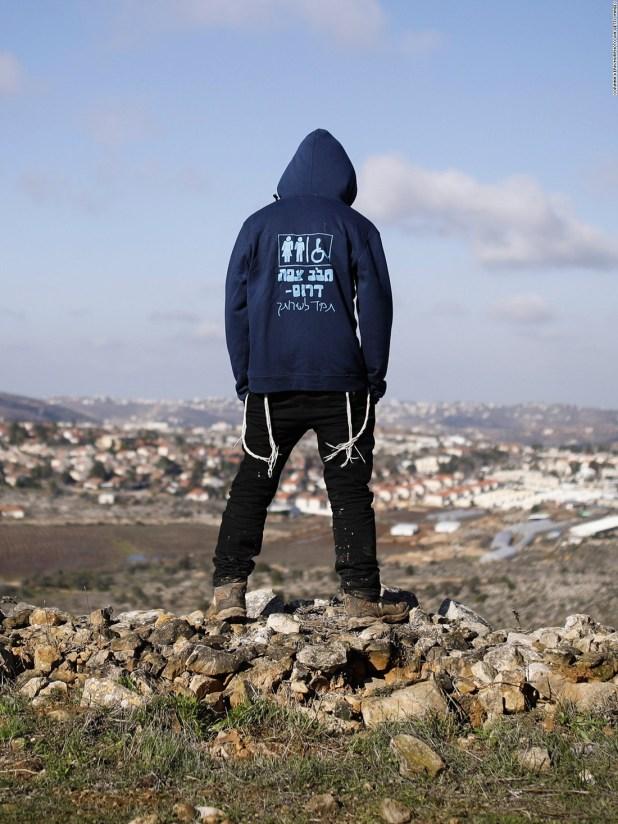 New West Bank settlements