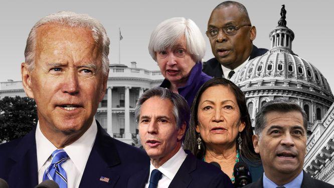 Image result for Biden Cabinet?