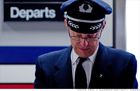 American Airlines' pilots, and other employees, are likely to be big losers in the airline's bankruptcy reorganization.