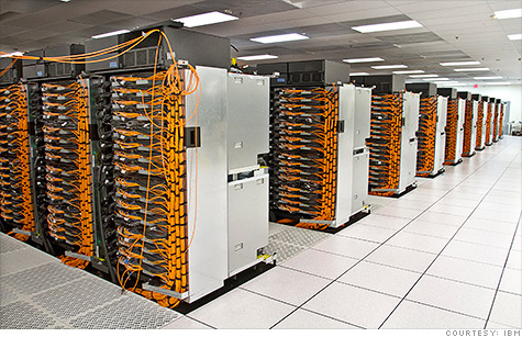 U.S. reclaims top spot in supercomputer race with Sequoia ...