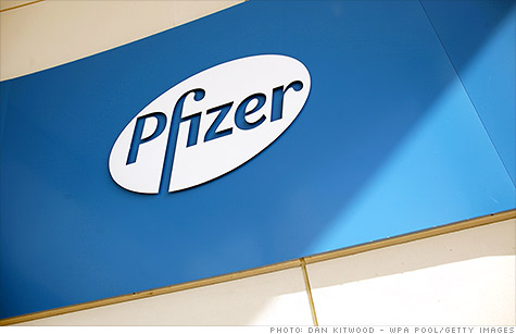 Pharmaceutical giant Pfizer will pay $60 million to settle charges that it paid millions in bribes to foreign government officials, federal authorities announced Tuesday.