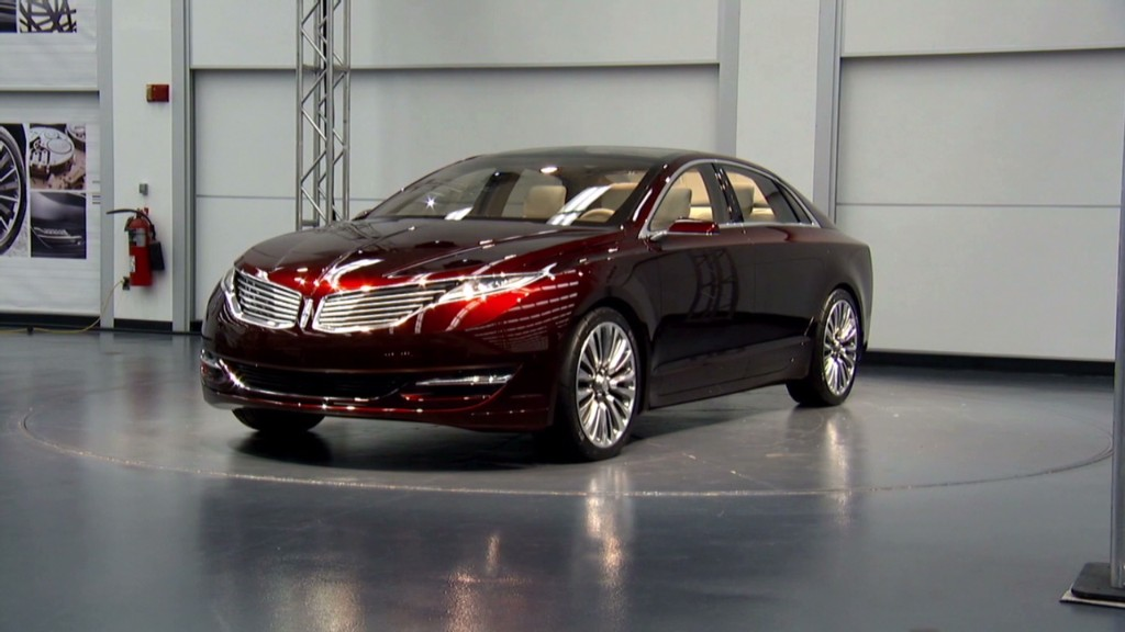 Ford Restarts Lincoln Motor Co