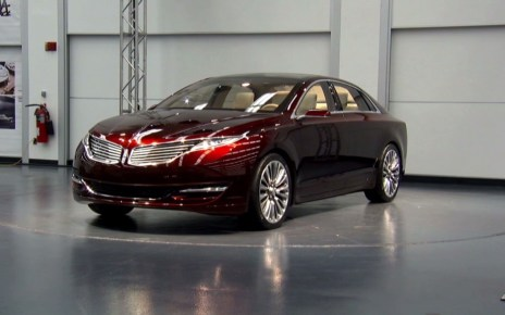 Ford Restarts Lincoln Motor Co Dec 3 2012
