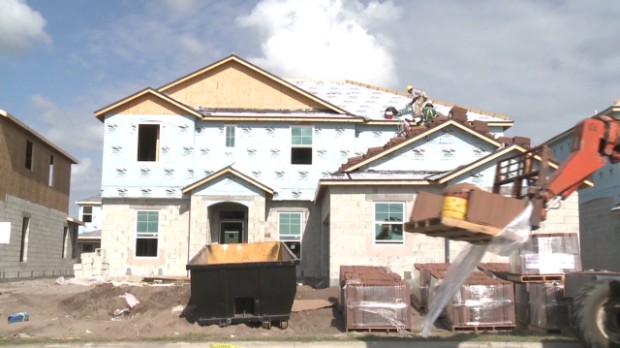 Housing recovery ripples through economy