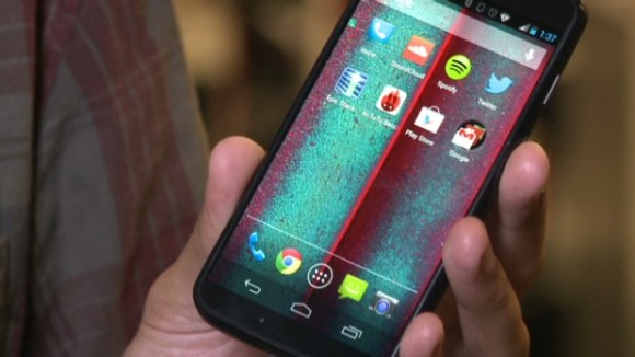 Moto X phone: Details make big difference
