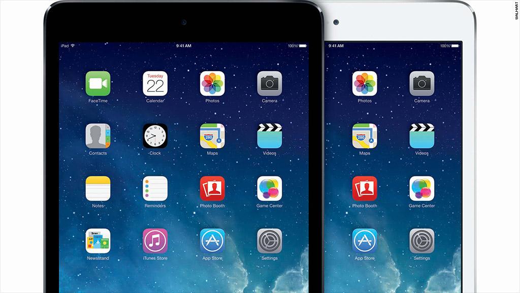 Apple Ipad 174 Mini Wi Fi 16gb Wal Mart S 2013 Black Friday