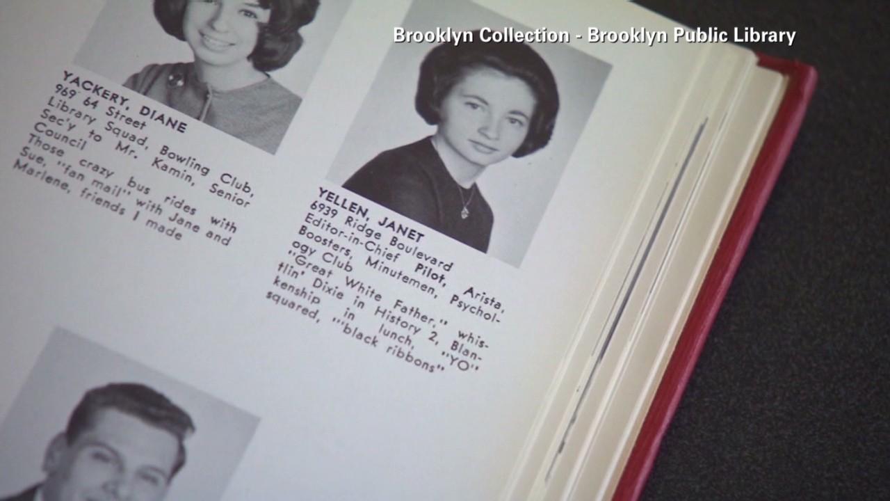 Janet Yellen S Brooklyn Roots Video Business News