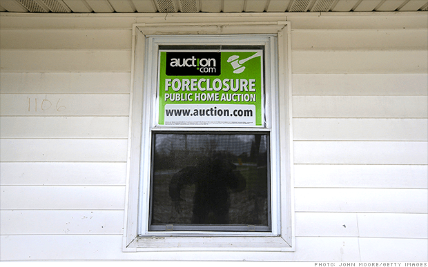 foreclosure robo signing
