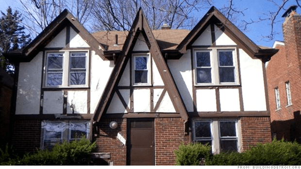 detroit house auction