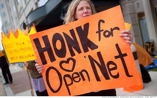 """FCC aprueba el plan para permitir """"líneas rápidas"""" en Internet"""