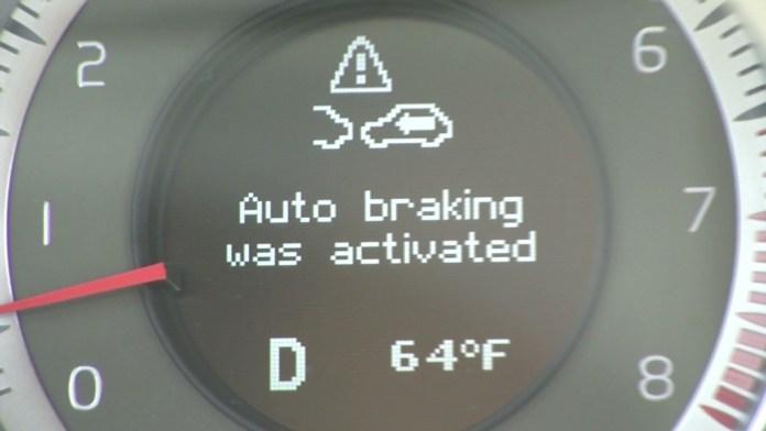 New smart car tech already saving lives