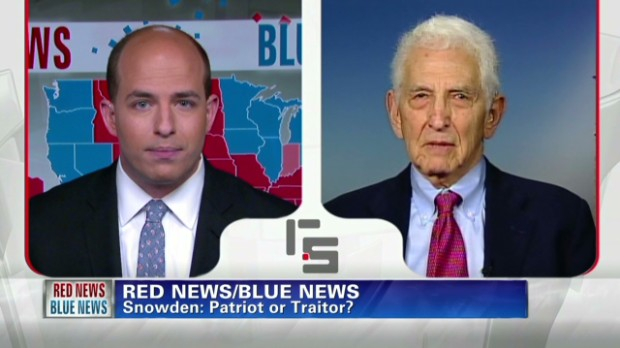 Ellsberg: Why Snowden did the right thing