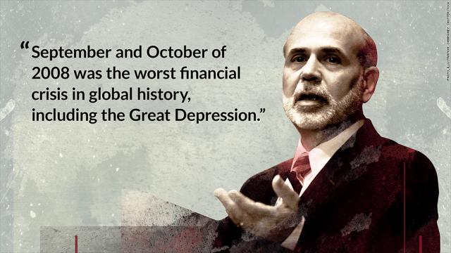 bernanke financial crisis