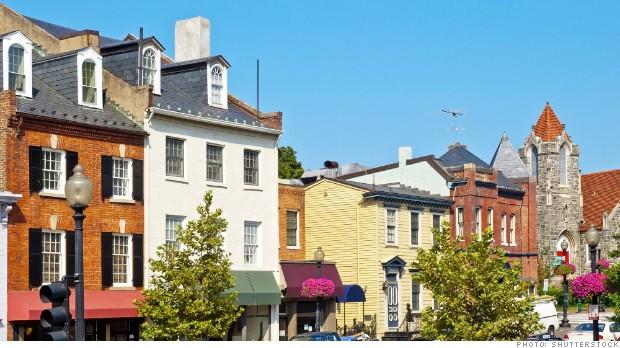 strong housing markets washington dc