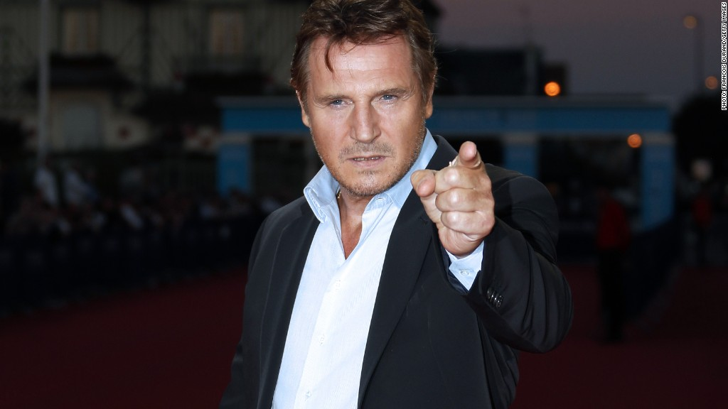 Firearms Maker Calls For Liam Neeson Movie Boycott After
