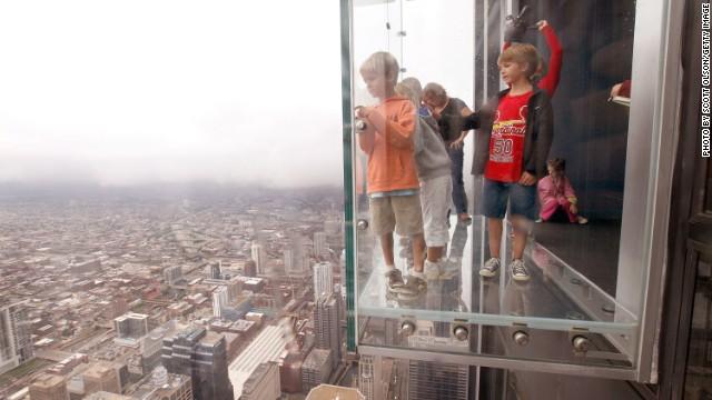 Chicago S Tallest Building Willis Tower For 1 3 Billion