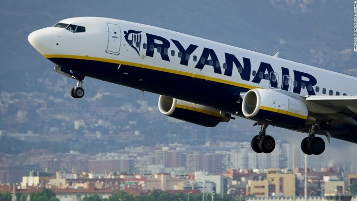 Ryanair departing Britain over Brexit?