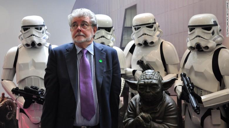 Bildergebnis für George Lucas