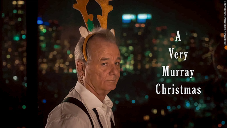 Netflix To Wish You A Very Murray Christmas This December
