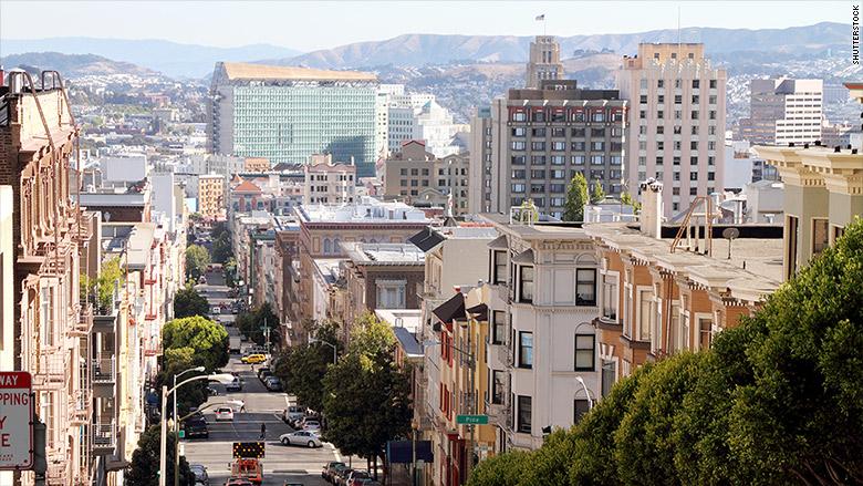Did San Francisco's housing market finally peak?