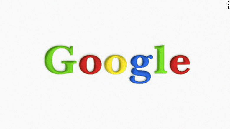 The First Logo 1998 Google Logos Through The Years