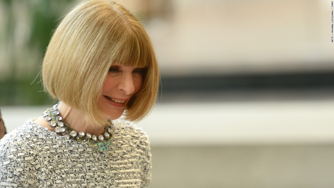 Anna Wintour Power Hairstyles Through The Ages CNNMoney