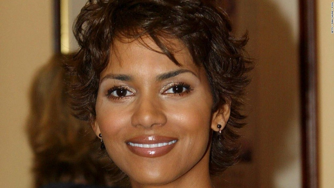 Halle Berry Power Hairstyles Through The Ages CNNMoney