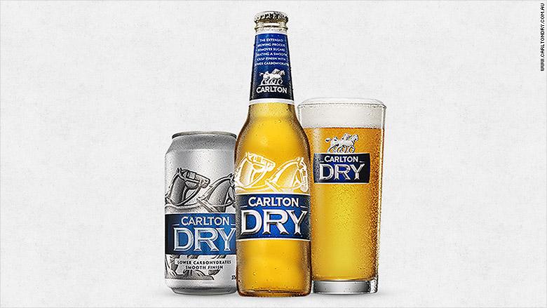 carlton dry recall