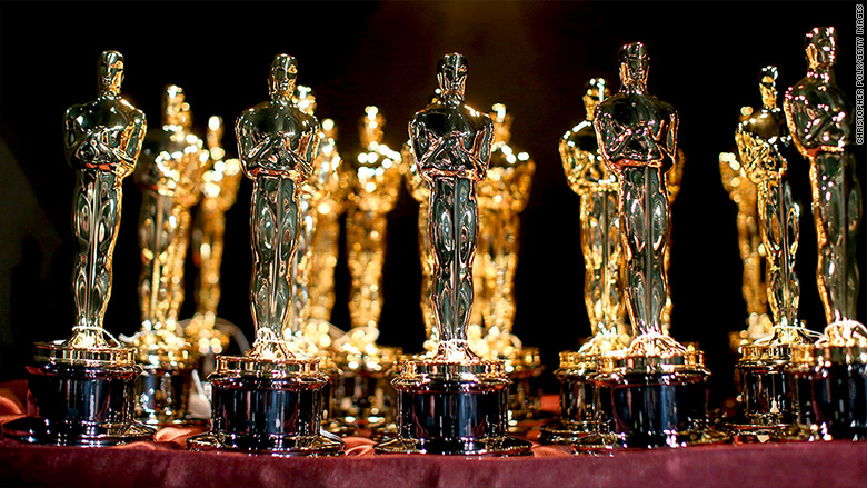 award oscar statue template